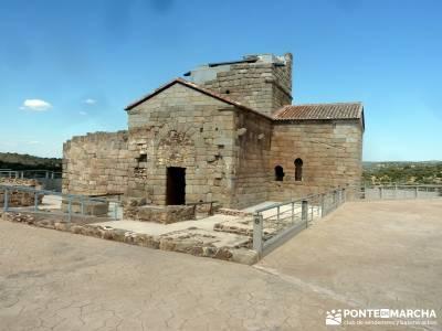 Carcavas de Castrejón (Viernes Semana Santa) rutas de trekking viajes activos